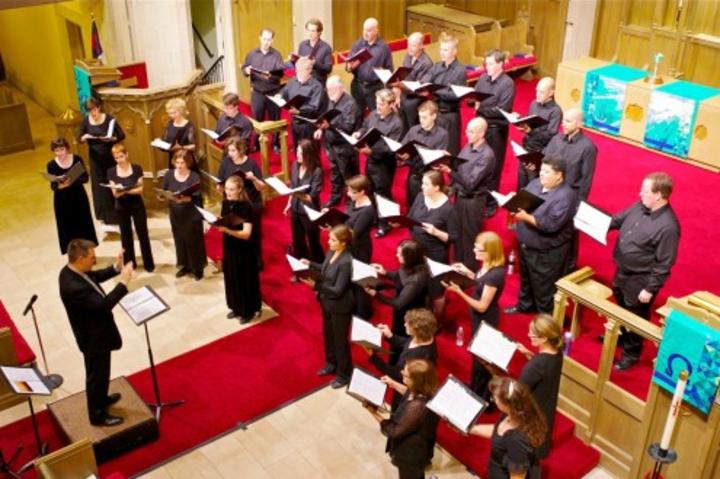 St. Martin's Chamber Choir @ Bethany Lutheran Church - Cherry Hills Village, CO