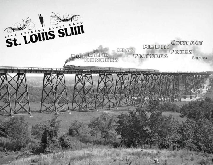 St. Louis Slim Tour Dates