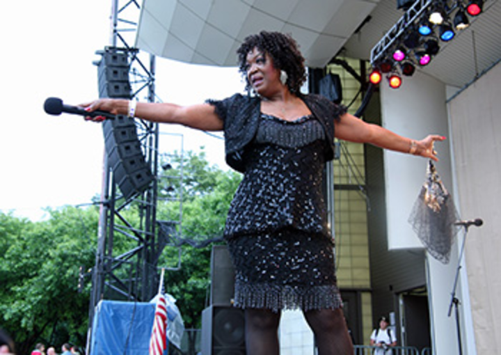 Trudy Lynn Tour Dates