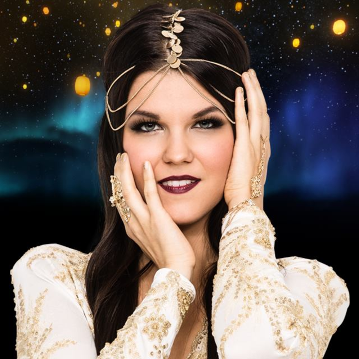 Saara Aalto @ The Crowne Plaza Marlow - Marlow, United Kingdom