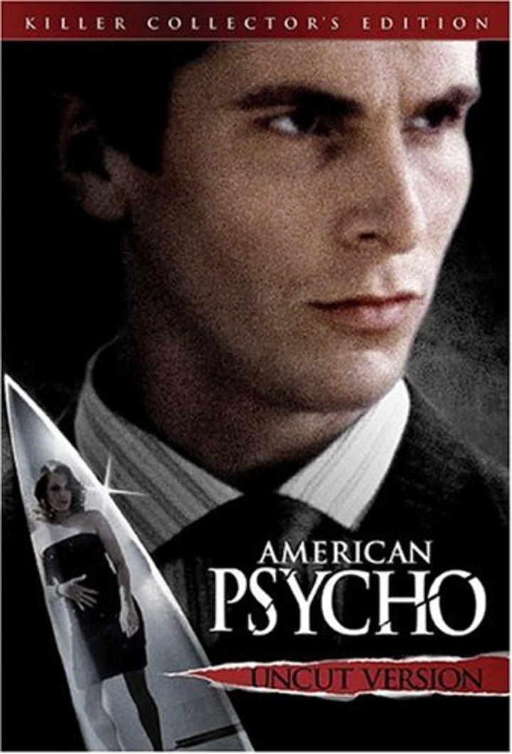 American Psycho Tour Dates