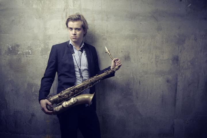 Marius Neset @ JazzClub Unterfahrt - Munich, Germany