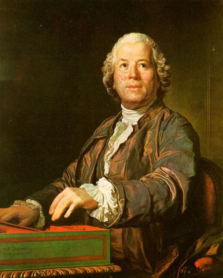 Christoph Willibald Gluck @ OPERA ROYAL - Versailles, France