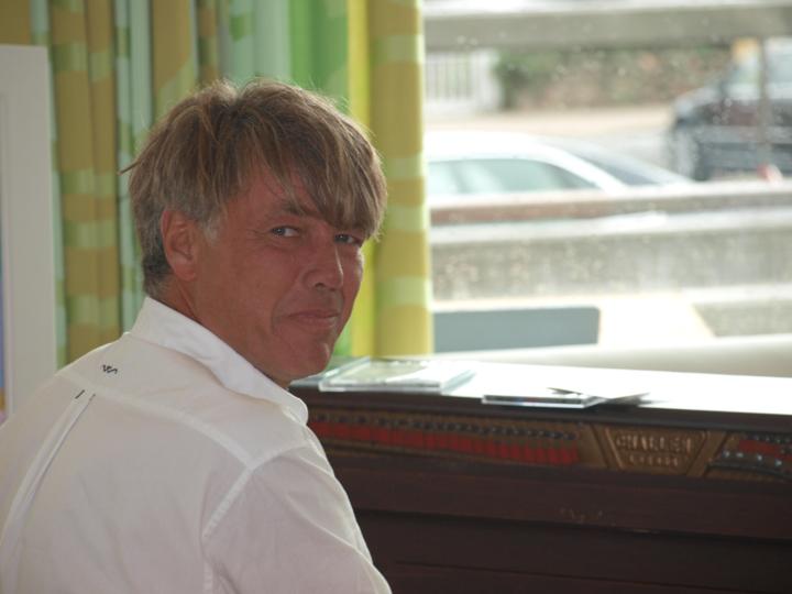 Jo Bohnsack @ Cotton-Club - Hamburg, Germany