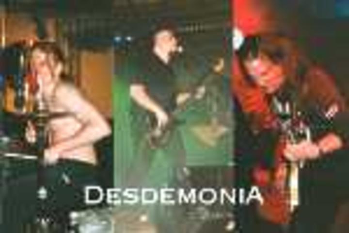 Desdemonia Tour Dates