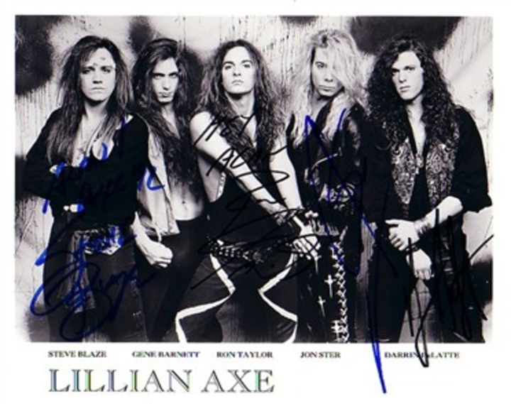 Lillian Axe Tour Dates