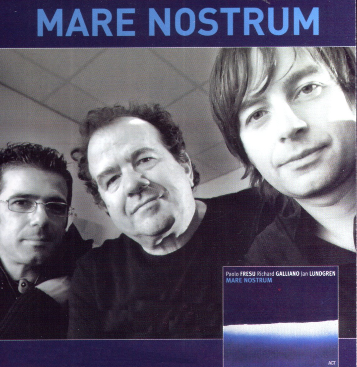 Mare Nostrum Tour Dates