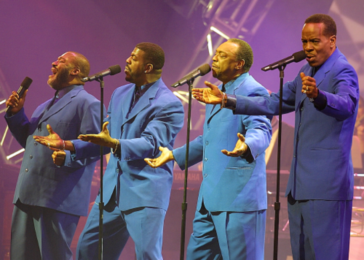 Harold Melvin's Blue Notes @ DAR Constitution Hall - Washington, DC
