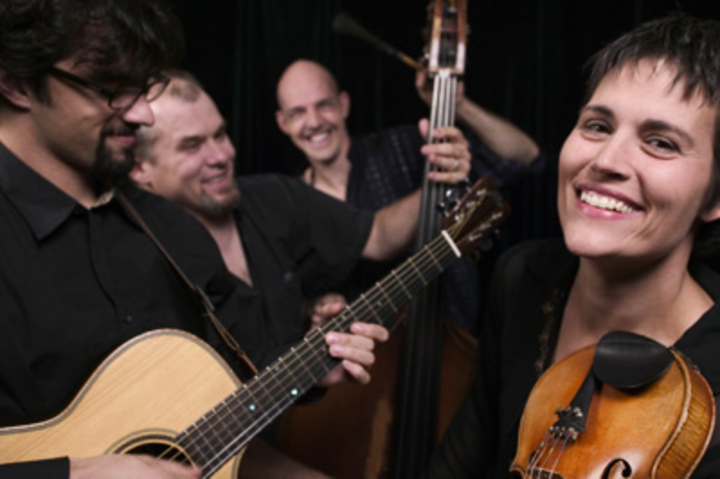 Rani Arbo and Daisy Mayhem @ New Revival Coffeehouse at FPC Stow  Acton - Stow, MA