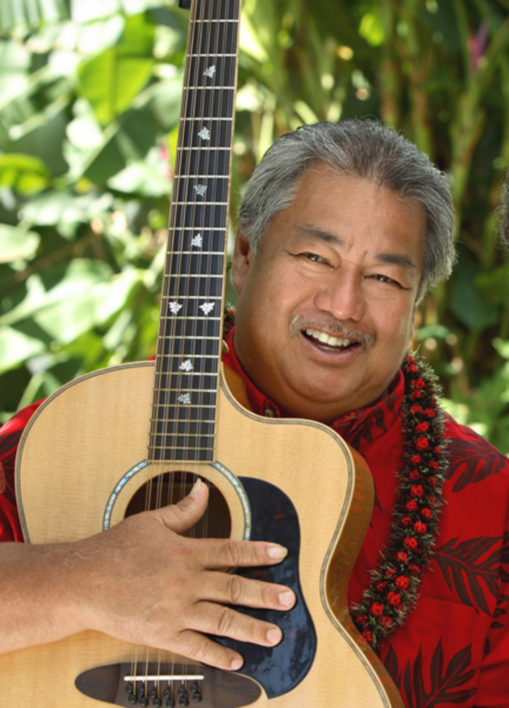 George Kahumoku Jr. @ Kuumbwa Jazz Center - Santa Cruz, CA