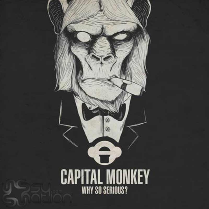 Capital Monkey Tour Dates