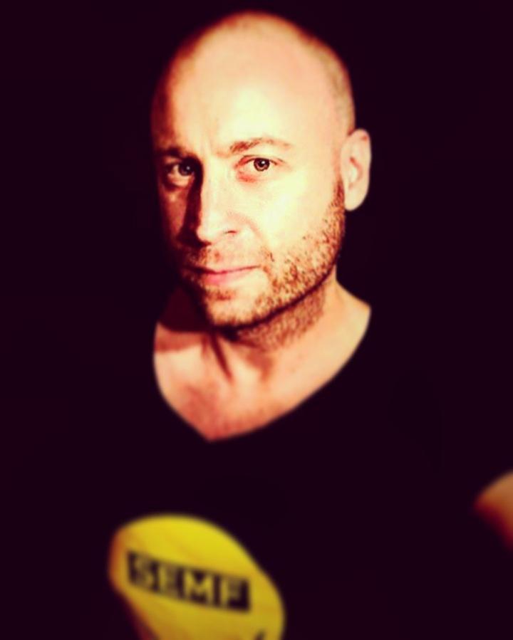 Roman Schwarz @ HGM.WORLD birthday - Stuttgart, Germany