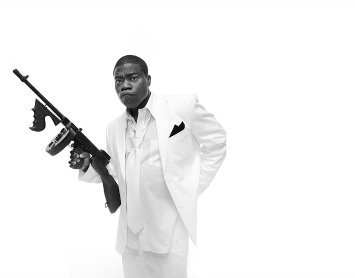 Tracy Morgan @ Bergen Performing Arts Center - Englewood, NJ