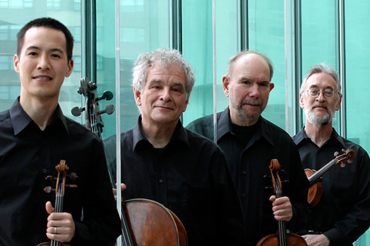 Juilliard String Quartet Tour Dates