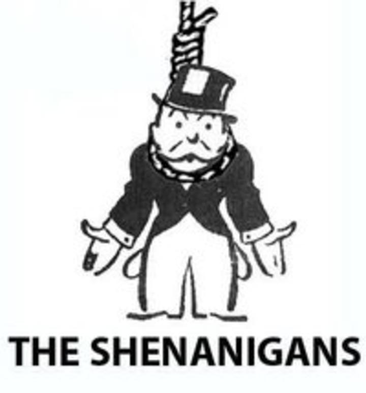 The Shenanigans Tour Dates