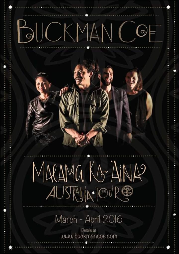 Buckman Coe Tour Dates