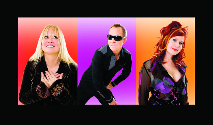 The B-52's @ Horncastle Arena - Christchurch, New Zealand