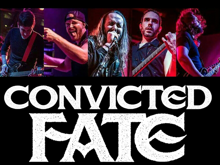 Convicted Fate Tour Dates
