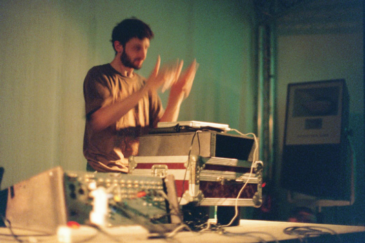 Luke Vibert Tour Dates