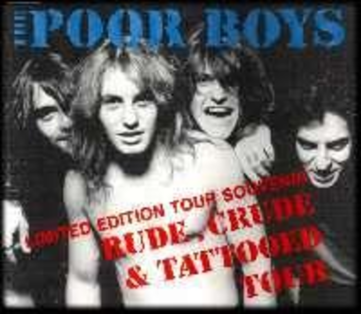 The Poor Boys Tour Dates