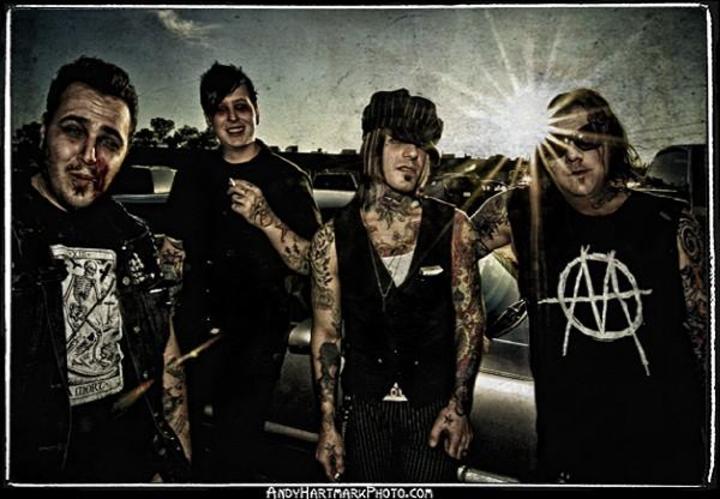 Creepsville 666 Tour Dates