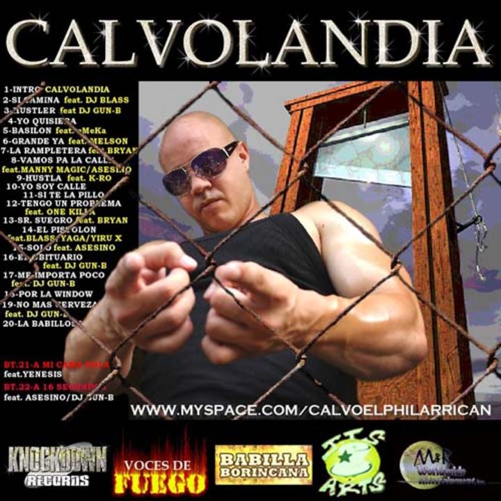 Calvo Tour Dates