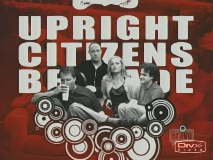 Upright Citizens Brigade Tour Dates