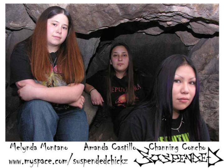 Suspended @ The Jam Spot - Albuquerque, NM