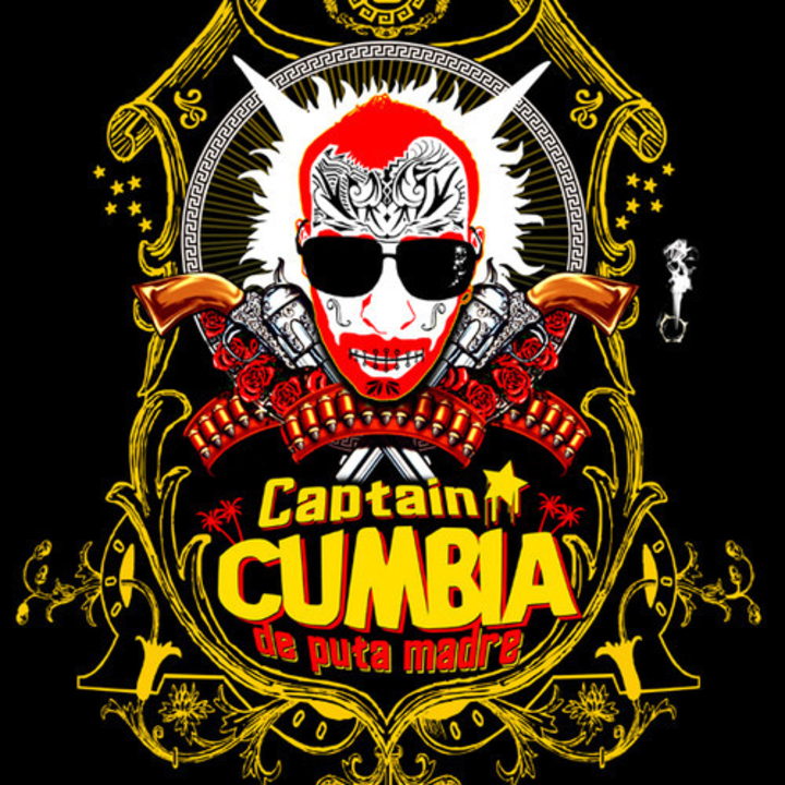 Captain Cumbia Tour Dates