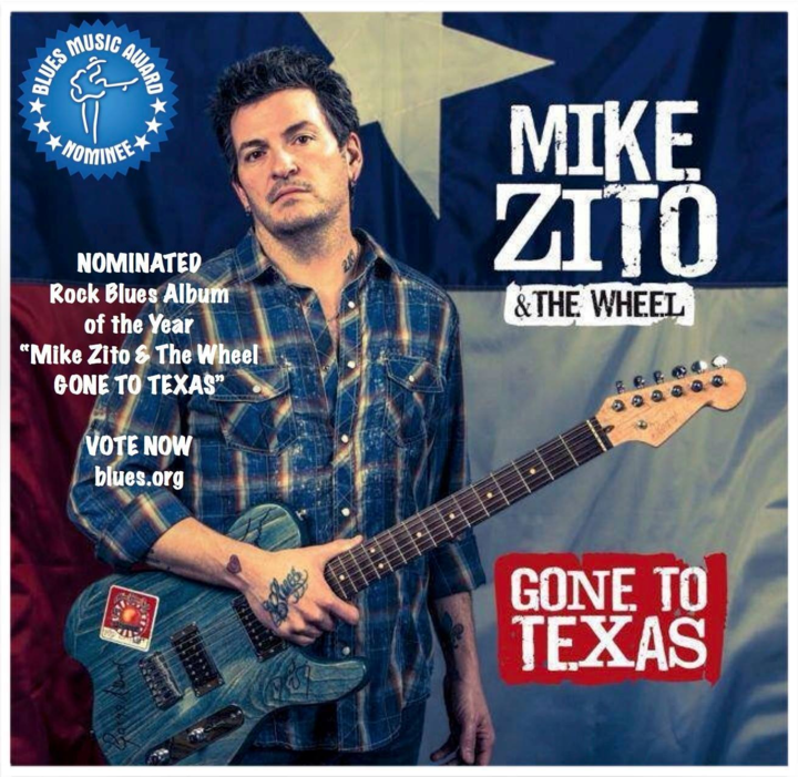 Mike Zito & The Wheel Tour Dates
