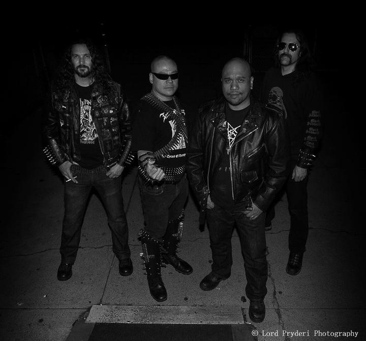 Hellhunter Tour Dates