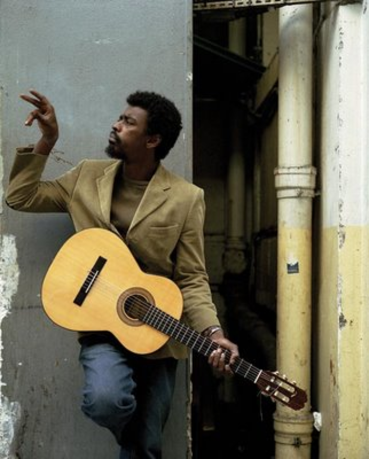 Seu Jorge @ The Theatre at Ace Hotel - Los Angeles, CA