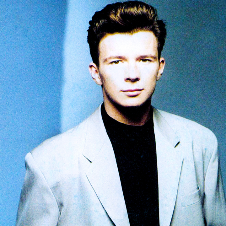 Rick Astley @ Portsmouth Guildhall - Portsmouth, United Kingdom