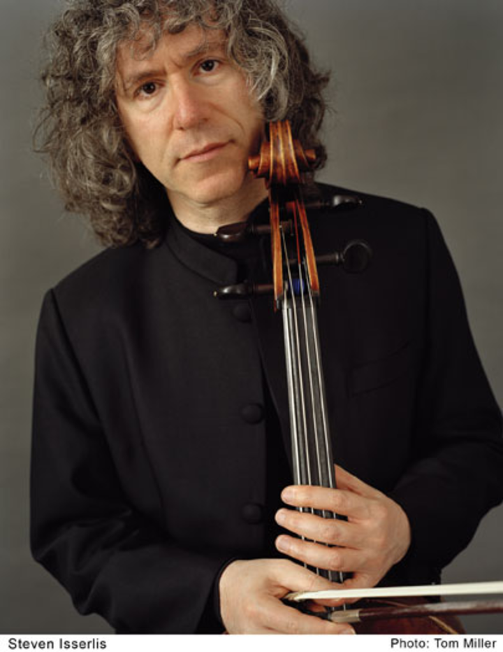 Steven Isserlis Tour Dates
