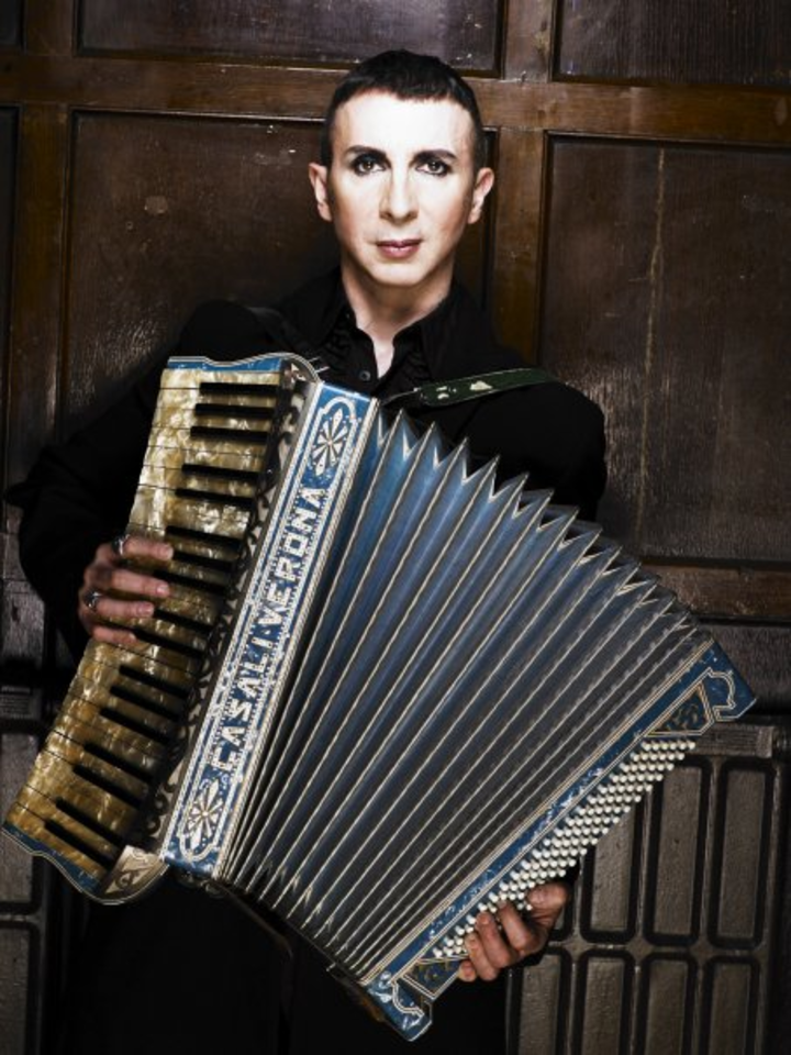 Marc Almond @ Liverpool Philharmonic Hall - Liverpool, United Kingdom