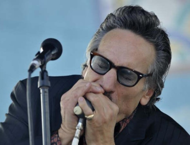 Rick Estrin @ THE RHYTHM ROOM - Phoenix, AZ