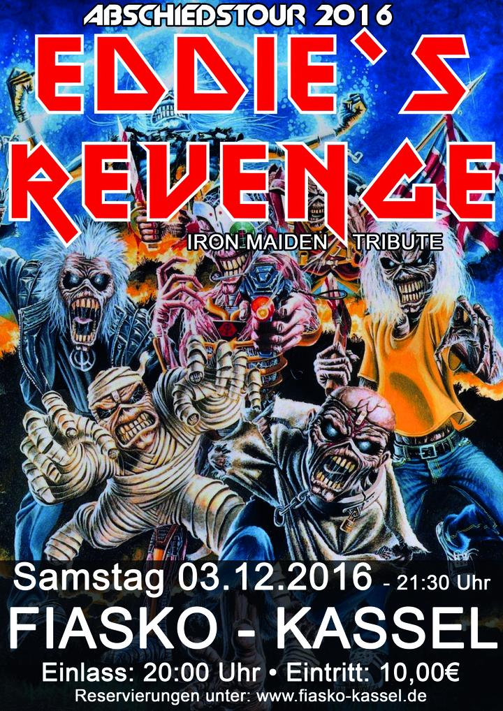Eddie's Revenge @ Fiasko  - Cassel, Germany