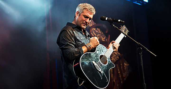 Taylor Hicks @ Black Oak Casino - Tuolumne City, CA