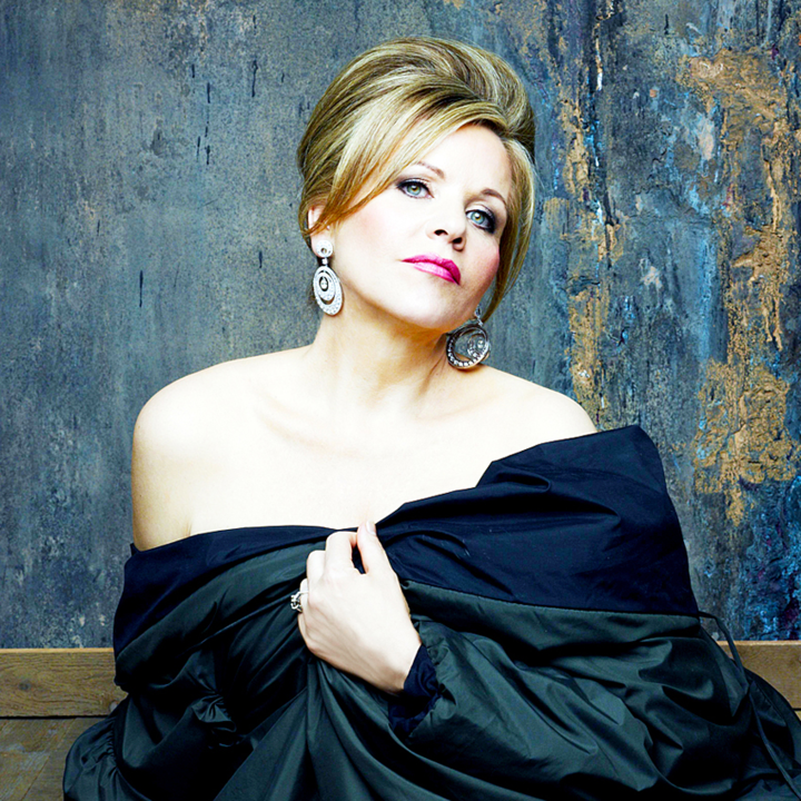 Renée Fleming @ The National Opera Center - New York, NY