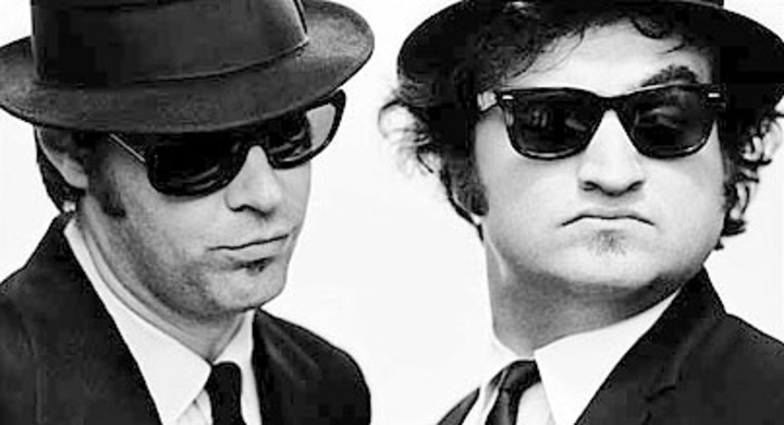 Blues Brothers @ Theater Stralsund - Stralsund, Germany