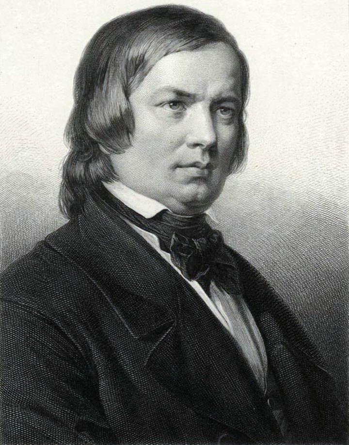Robert Schumann @ Anneliese Brost Musikforum Ruhr - Bochum, Germany