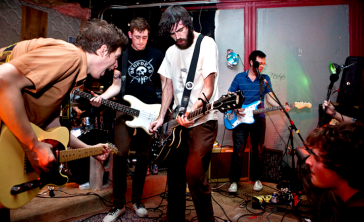 Titus Andronicus Tour Dates