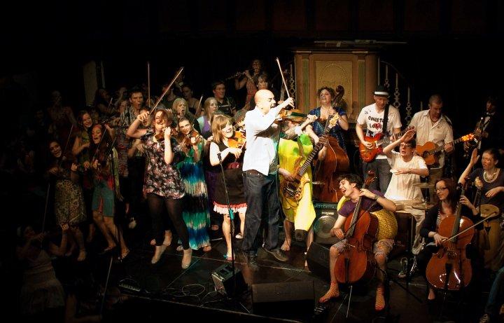 Conservatoire Folk Ensemble Tour Dates