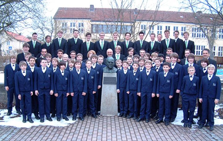 Regensburger Domspatzen @ Konzert - Bamberg, Germany