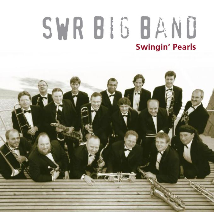 SWR BIG BAND @ Konzerthaus Freiburg - Freiburg, Germany
