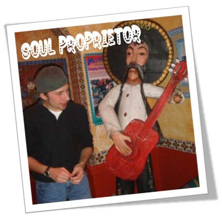 Soul Proprietor Tour Dates