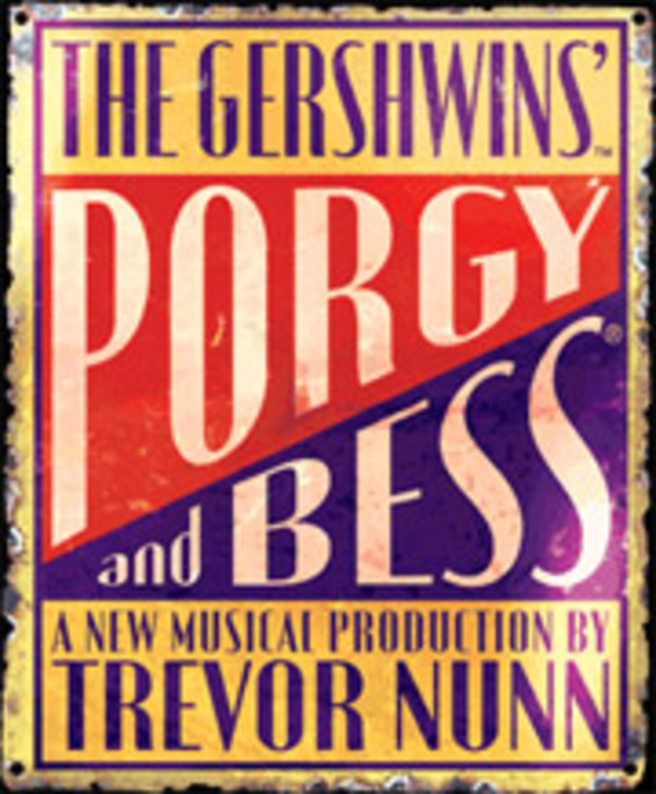 Porgy and Bess Tour Dates