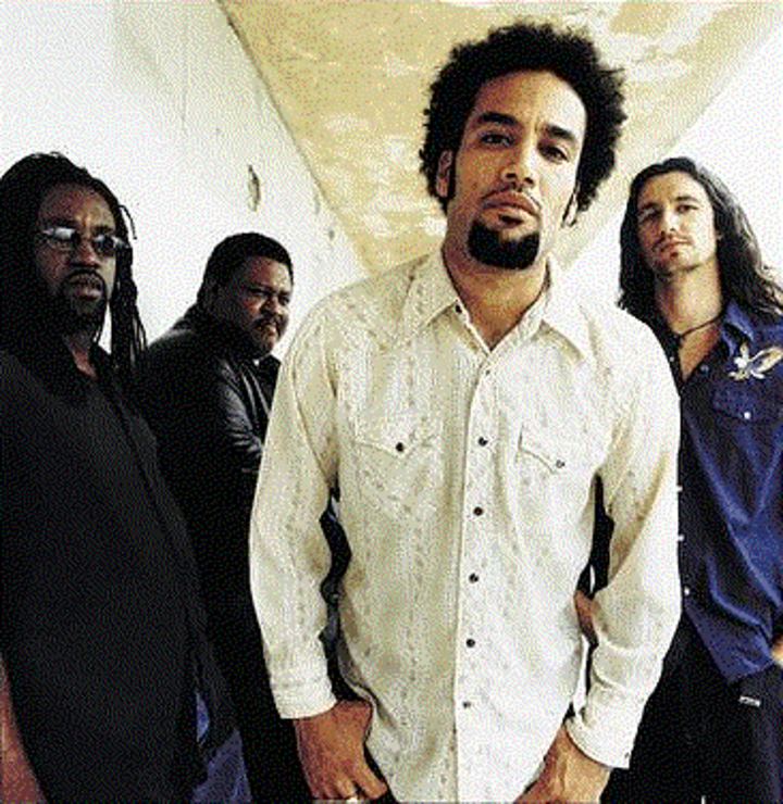 Ben Harper And The Innocent Criminals @ Mission Estate Winery - Napier, New Zealand