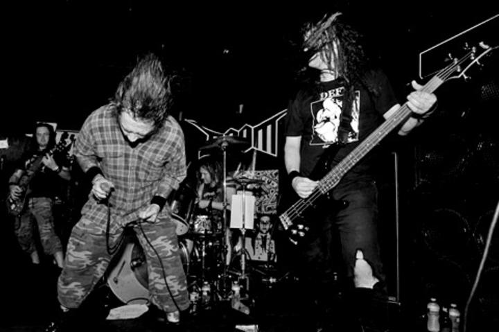 Doom @ Triple Rock Social Club - Minneapolis, MN