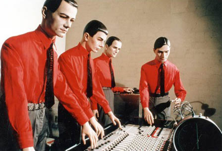Kraftwerk @ Waterfront Hall Auditorium - Belfast, Ireland